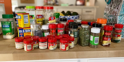 Cook Often? Here's How To KonMari Your Spice Cabinet!
