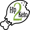 hip2keto logo