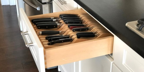 Throw Out Your Old Bulky Knife Block and Do This!