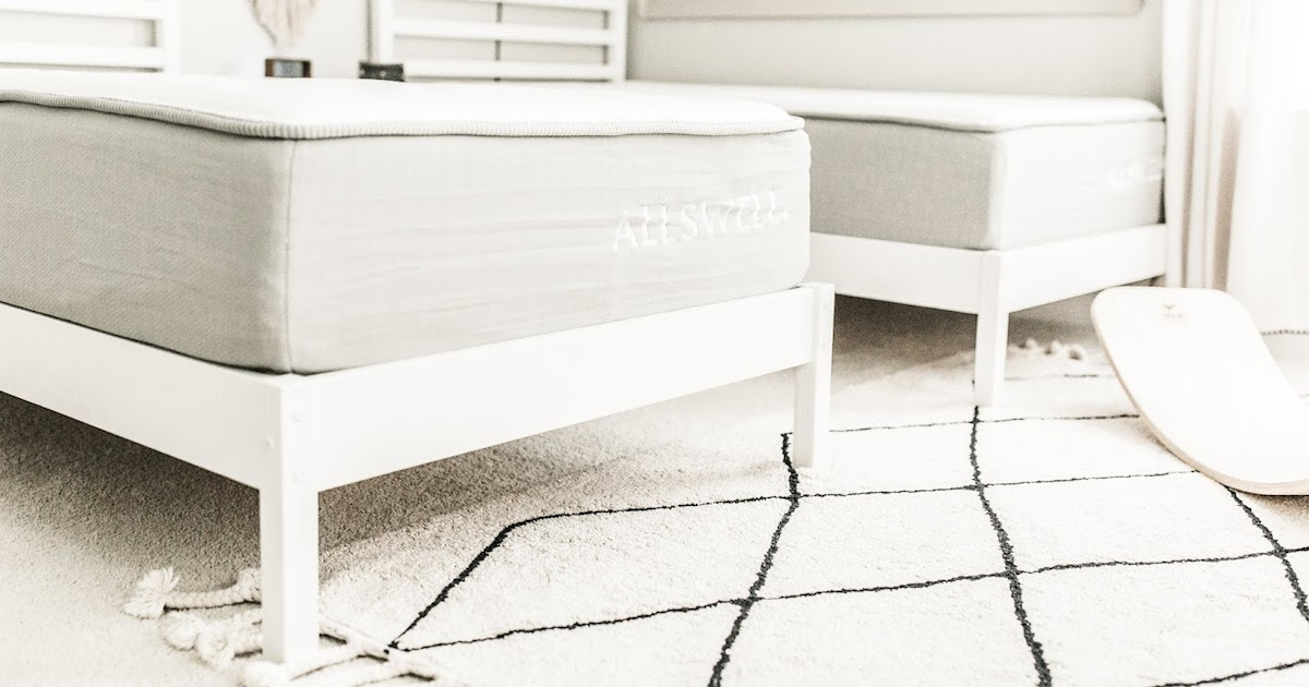 how often to clean your bed - two mattresses