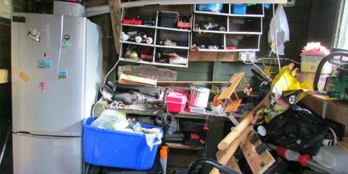 Clean and Organize Your Messy Garage with These 9 Easy Tips