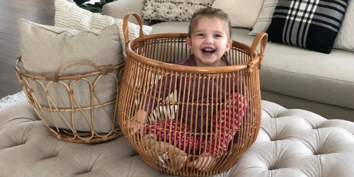 13 Different Ways to Use a Basket (Some May Even Surprise You!)
