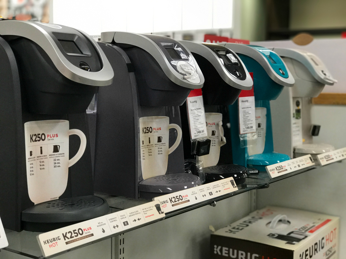 Keurig Brewer at Kohl's