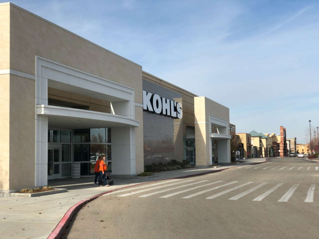 Kohl's store front