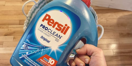 Move Over Tide, Persil's In Town