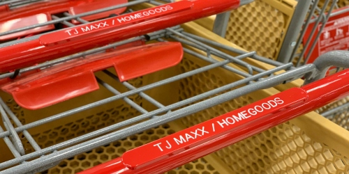 Simple Shopping Tips to Save BIG at T.J.Maxx & HomeGoods