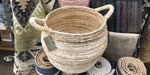 Gorgeous & Unique Neutral Baskets for Every Trendy Home