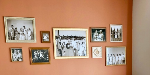 3 Easy Ways to Hang Decor & Display Photos Without Totally Destroying Your Walls