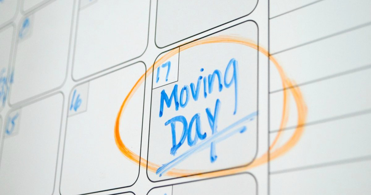 plan your moving day with these tips