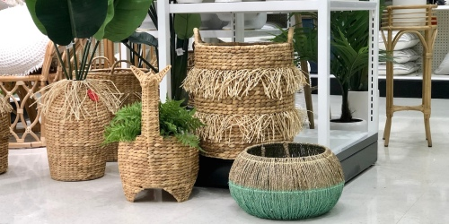 Your Home Needs These 10 Gorgeous Storage Baskets From Target