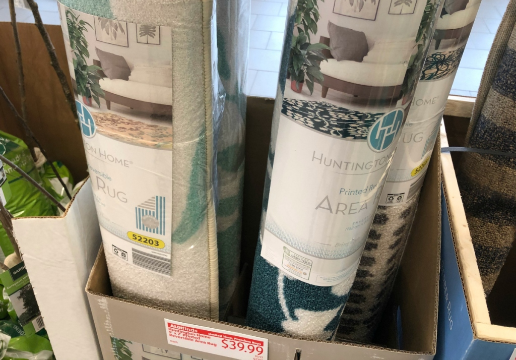 ALDI House rugs