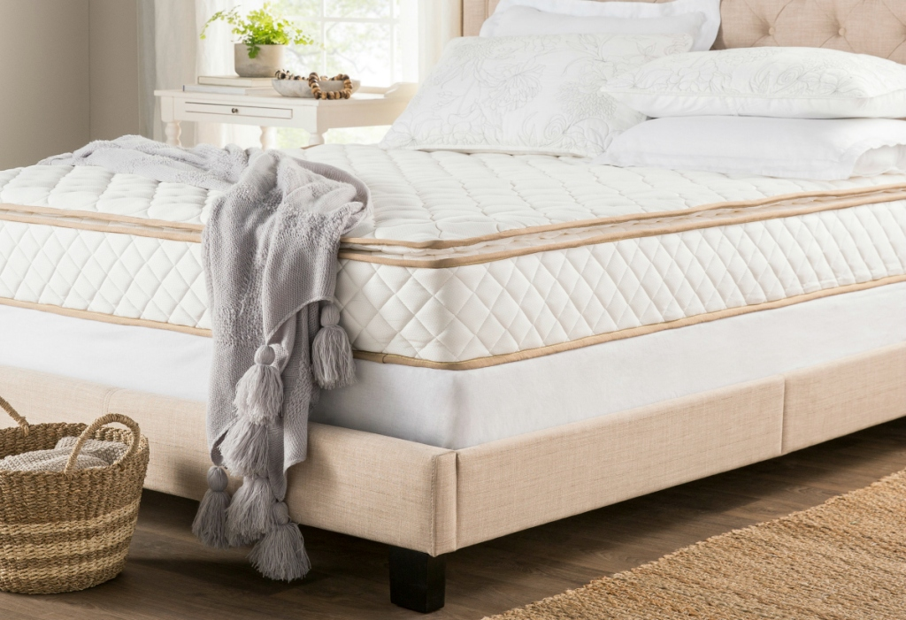 Alwyn Home 10_ Firm Pillow Top Mattress