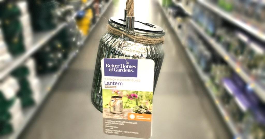 BHG Glass Lanterns Walmart