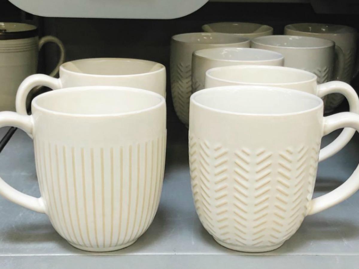Better Homes & Gardens Modern Farmhouse Geometric Mug