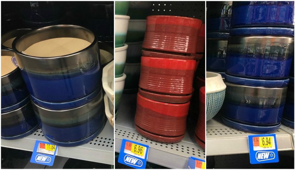 BHG pots at Walmart
