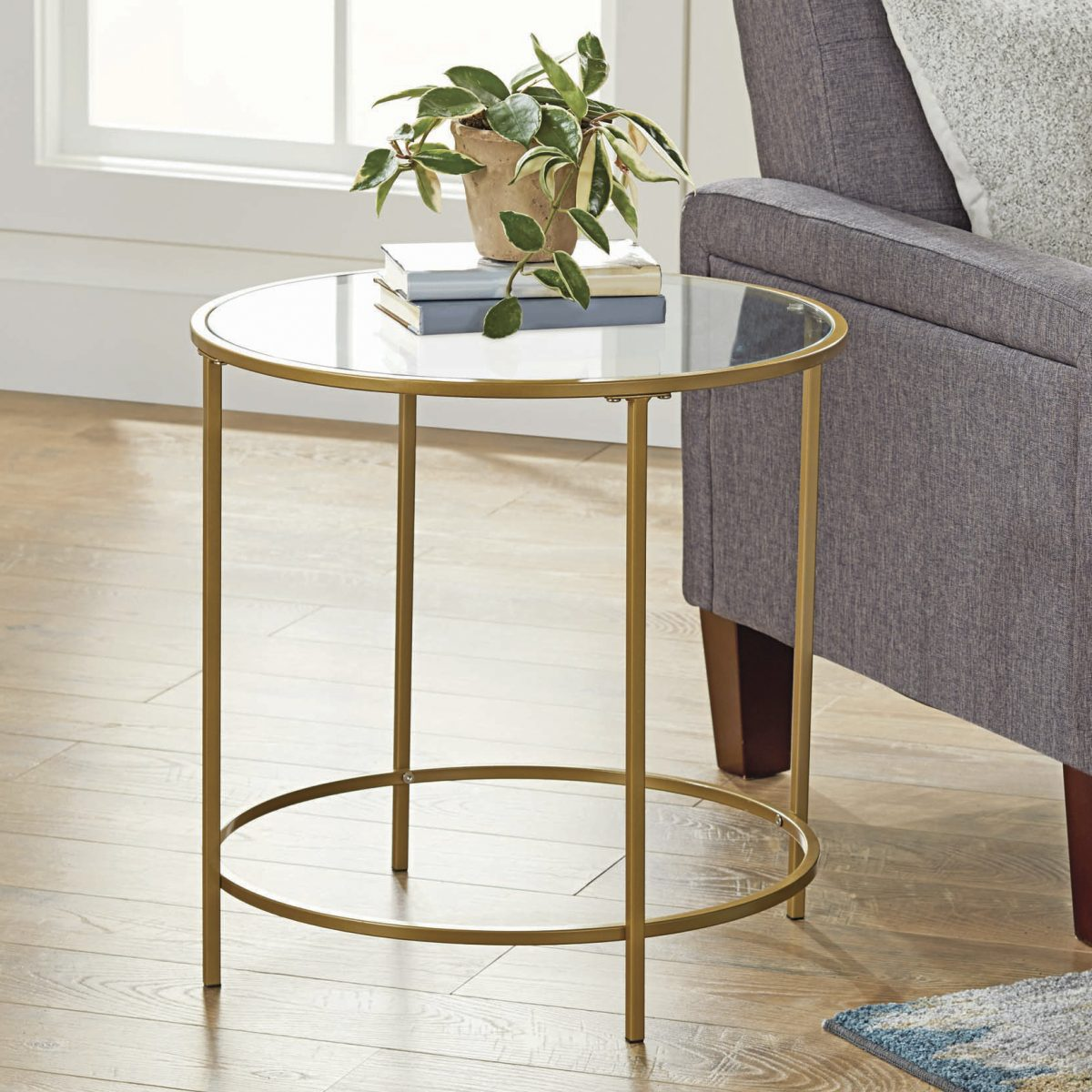 Better Homes & Gardens Nola Side Table