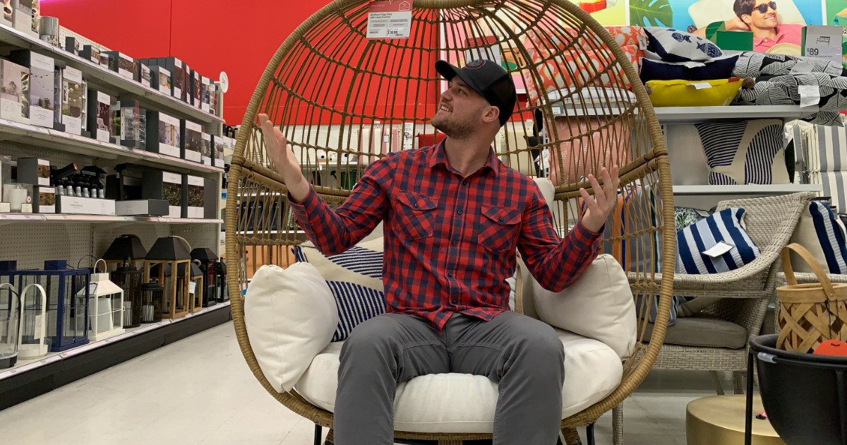 Strange The Best Patio Egg Chairs For Your Outdoor Indoor Space Spiritservingveterans Wood Chair Design Ideas Spiritservingveteransorg