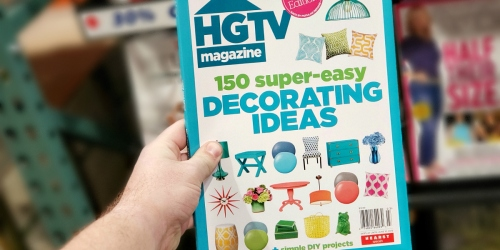 Exclusive Deal: 70% Off HGTV Magazine Subscription