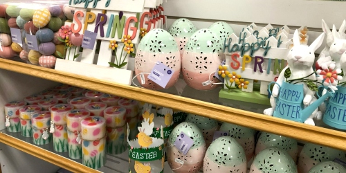 Hop Over to Kohl's and Save Up to 65% on Easter Home Décor