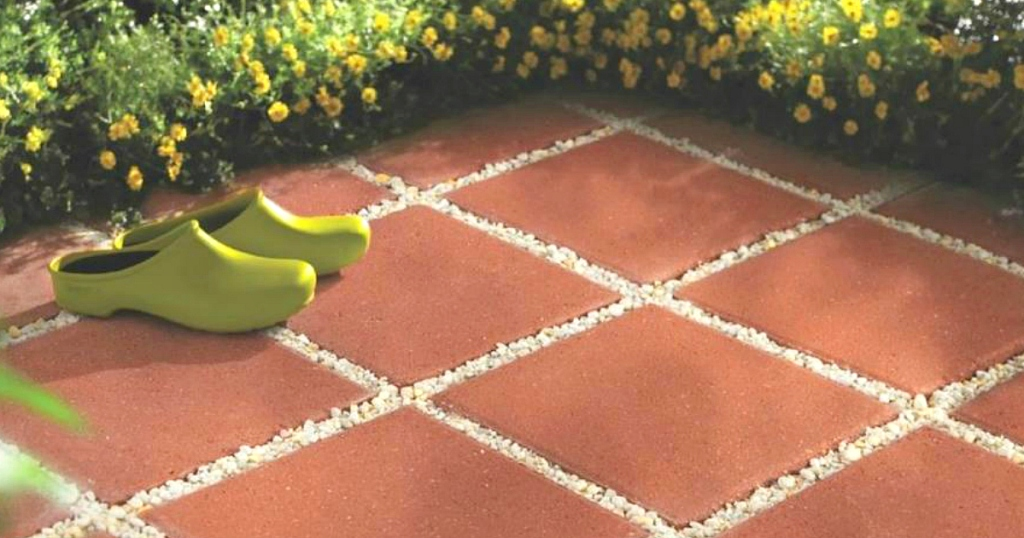 Lowes patio paver stones