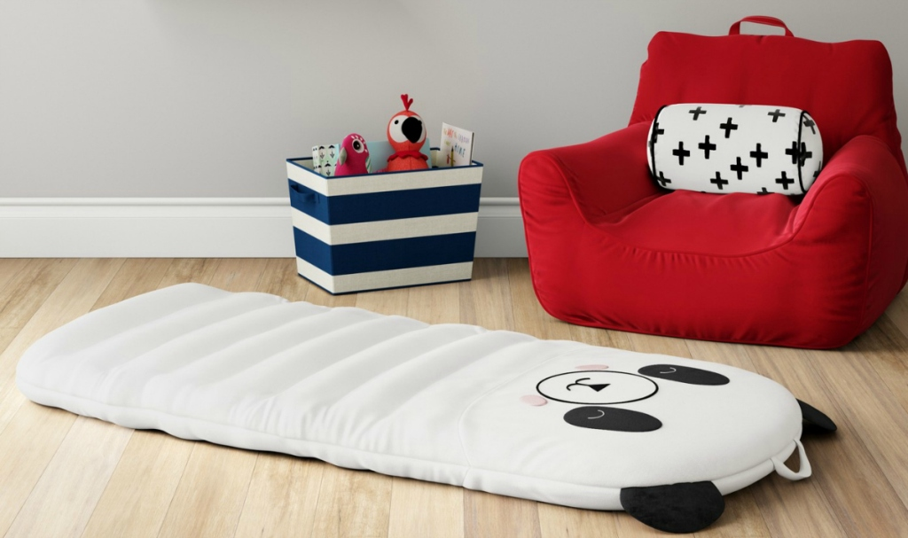 Pillowfort Panda Mat at Target