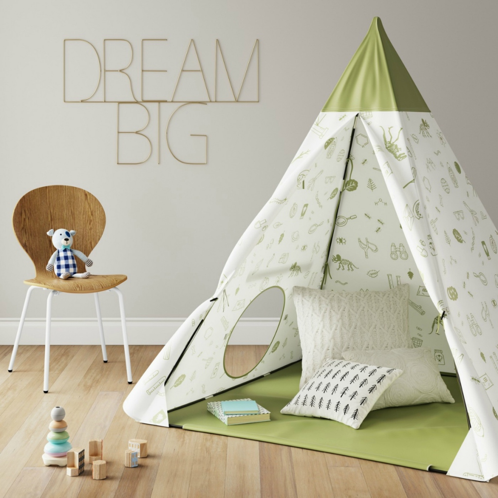 Pillowfort Teepee at Target
