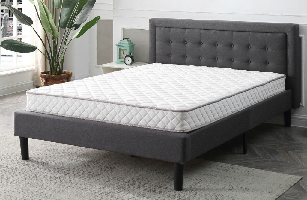 Symple Stuff Ishee 7_ Firm Innerspring Mattress