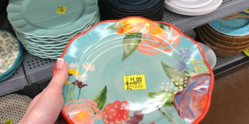 The Pioneer Woman Plates as Low as $1 at Walmart (Fun Colors for Spring)