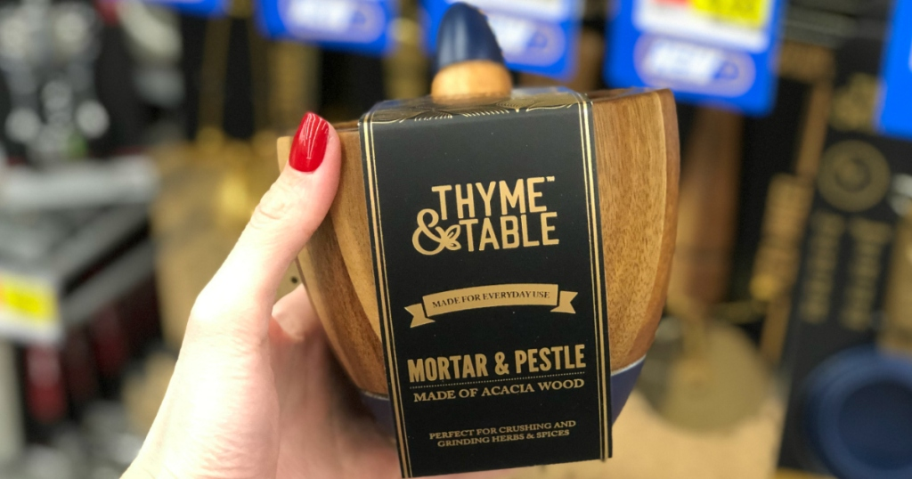 Thyme & Table products at Walmart