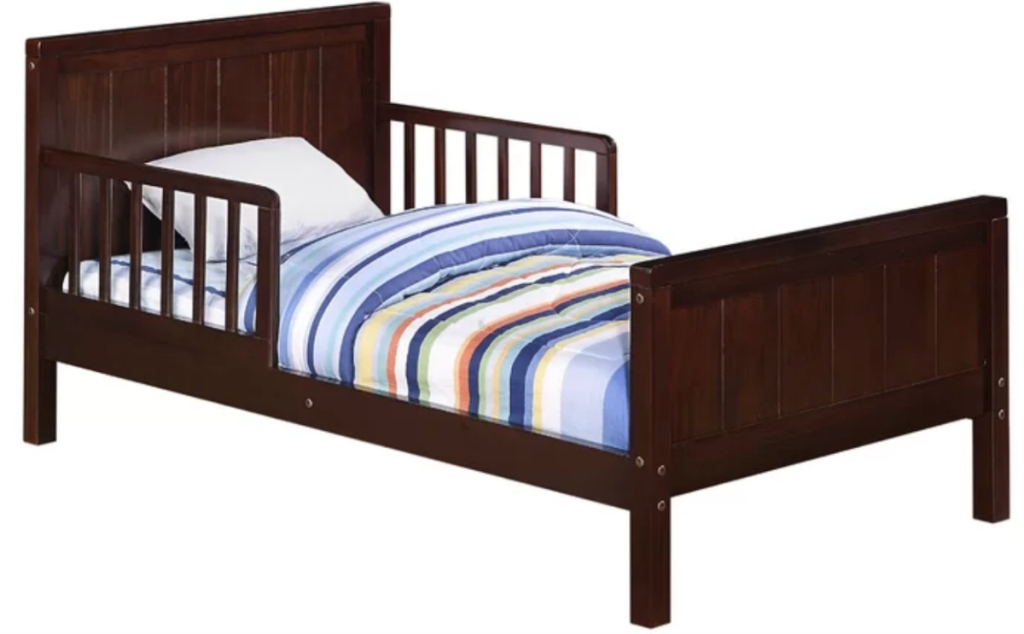 Viv + Rae Gilcrease Toddler Panel Bed