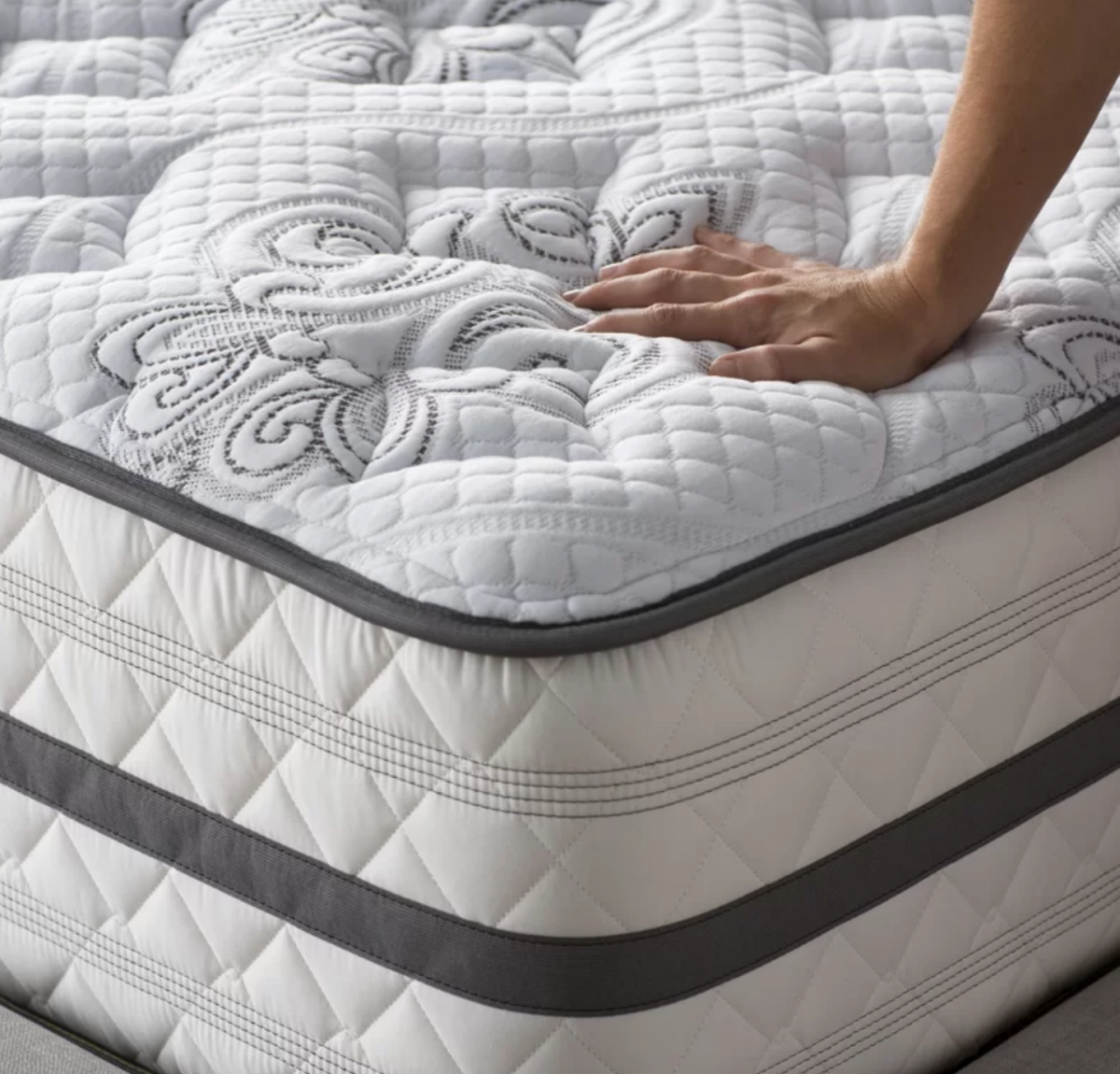 Wayfair twin Plush mattress