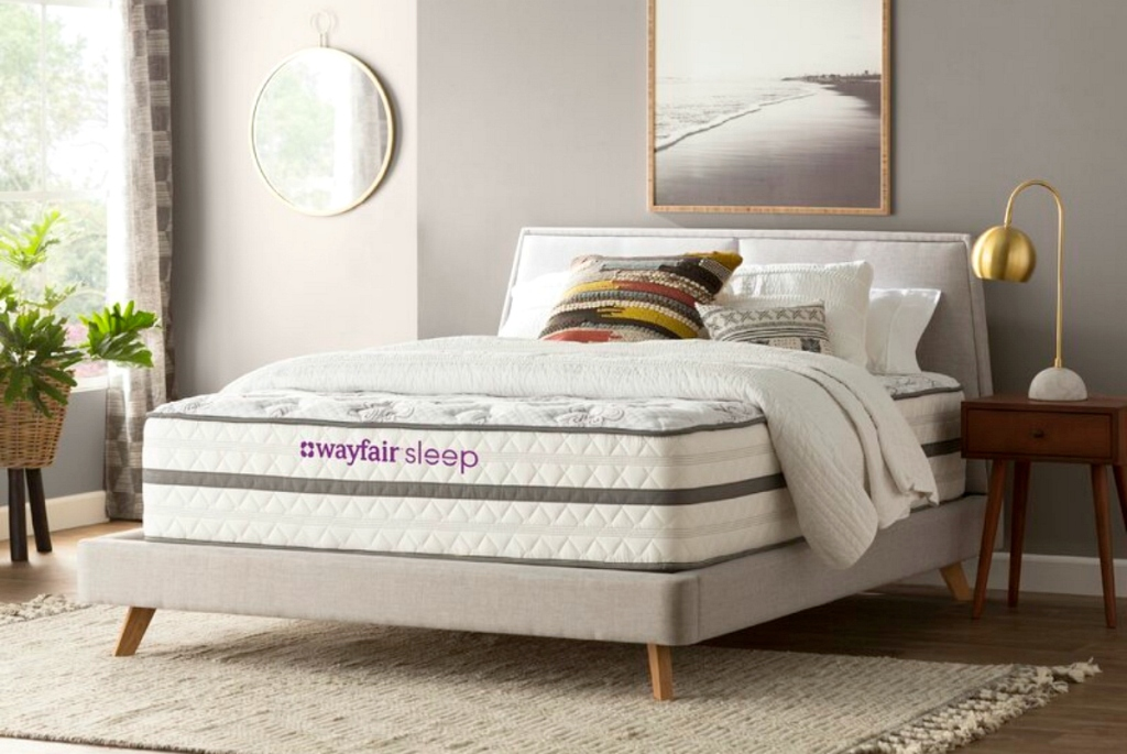 Wayfair Sleep 14_ Firm Innerspring Mattress - Queen
