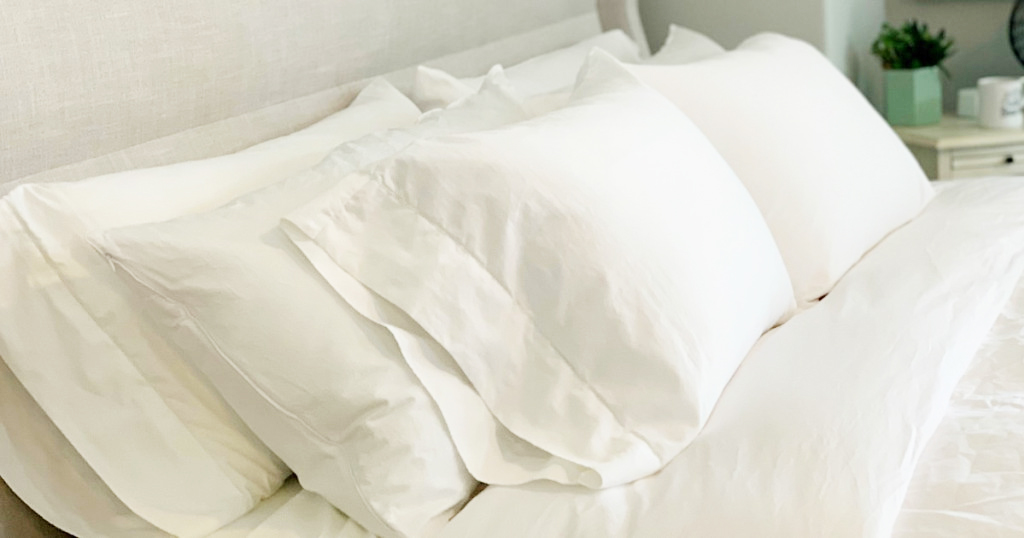 Bedding 101 How To Wash White Sheets Without Bleach