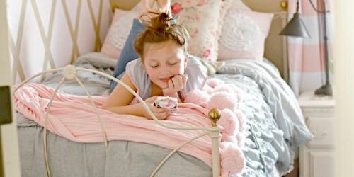 Here's How I Transformed My Little Girl's Room to a Tween Bedroom!