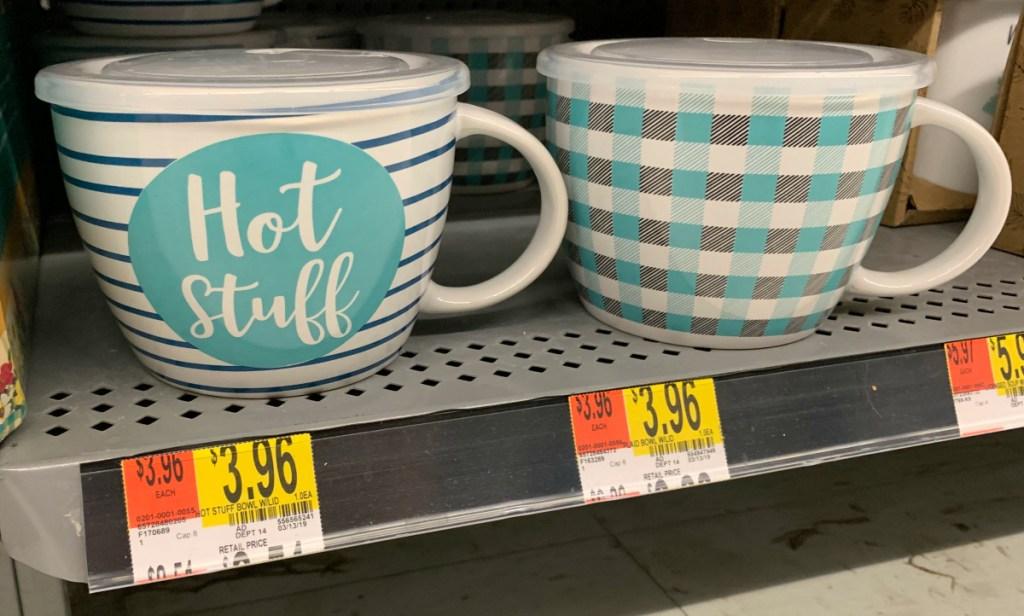 Hot Stuff Soup Mug With Lid