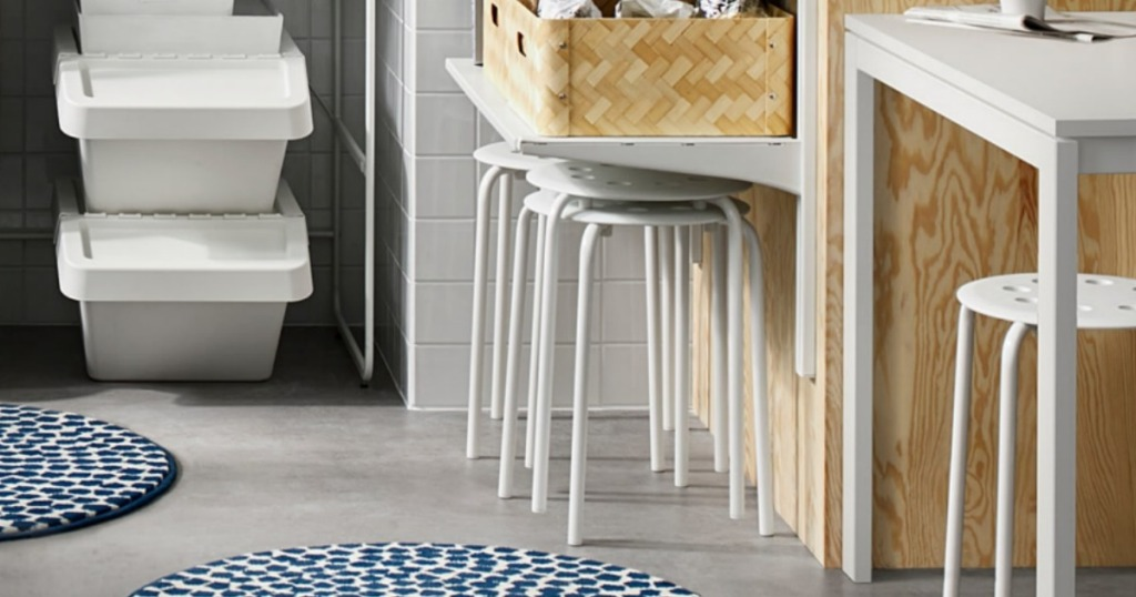 Cool This Ikea Stool Is Versatile And Extremely Affordable Uwap Interior Chair Design Uwaporg