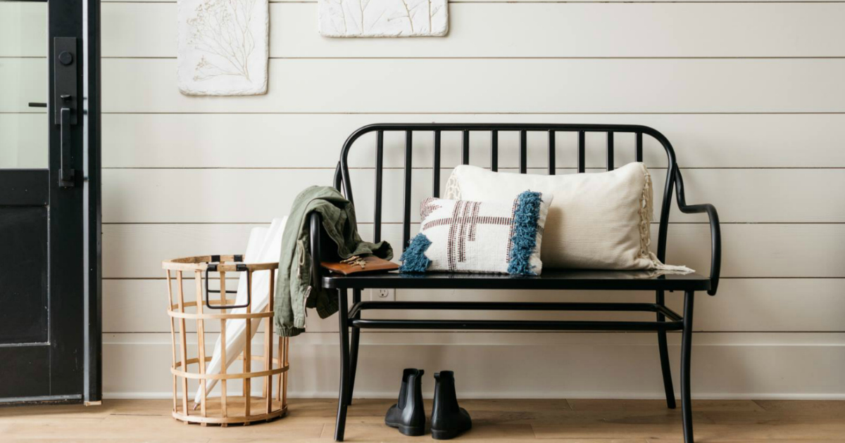 Get The Magnolia Look For Less 40 Off Shiplap Wallpaper