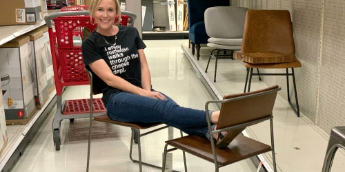 These Modern Dining Chairs from Target Look Similar to West Elm – But Cost WAY Less