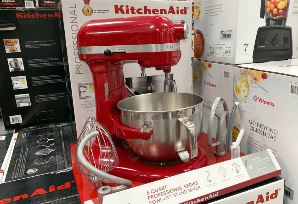 Costco Instant Savings Home Deals On Kitchenaid Mixer Vitamix More
