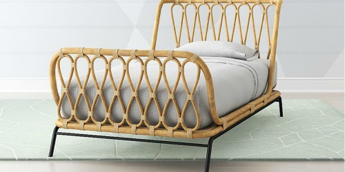 Can You Guess Which Rattan Bed is Hundreds of Dollars Less?!