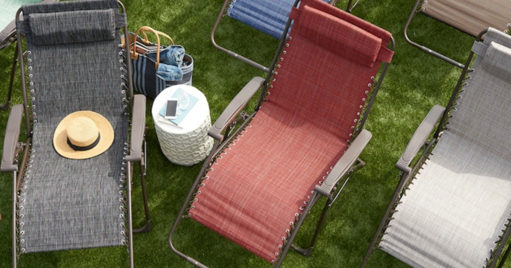 SONOMA Anti-Gravity Chairs