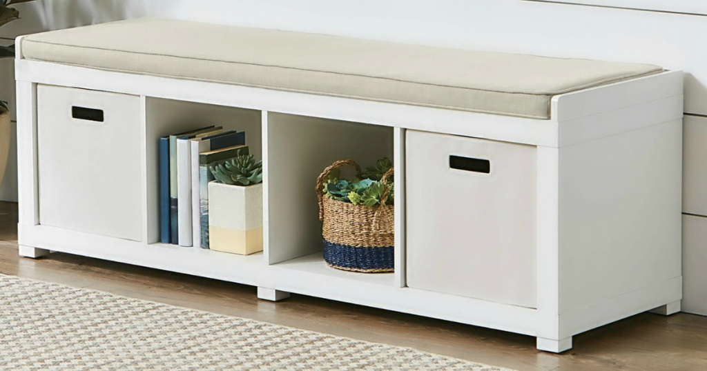 Want To Organize Your Space This Better Homes And Gardens Storage