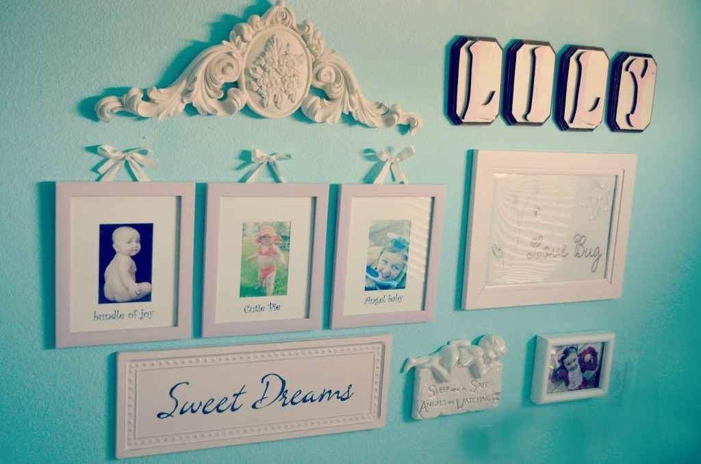 how to hang an eclectic gallery wall with lots of shaped wall decor