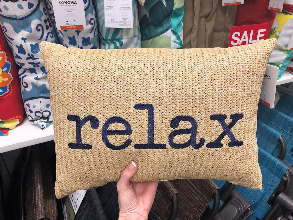 Relax Pillow from Kohl's