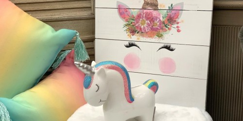 Rainbows, Unicorns and Glitter? Oh My, Hobby Lobby!