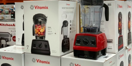Costco Instant Savings Home Deals: Up to 50% Off KitchenAid Mixer, Vitamix, FoodSaver & More