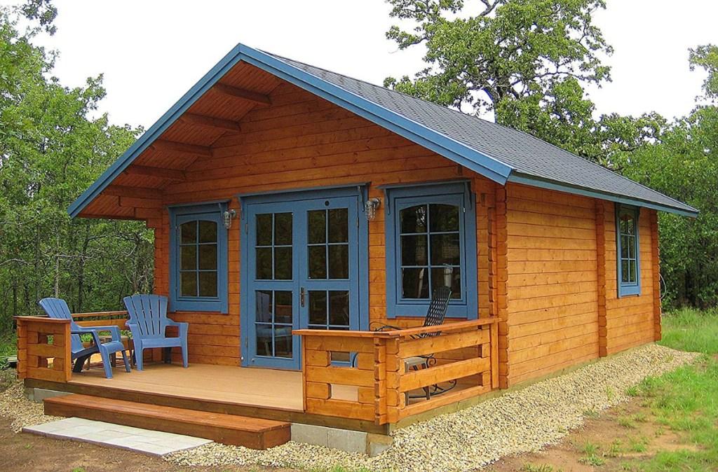Allwood Lillevilla Cabin Kit Getaway (Getaway Cabin kit)