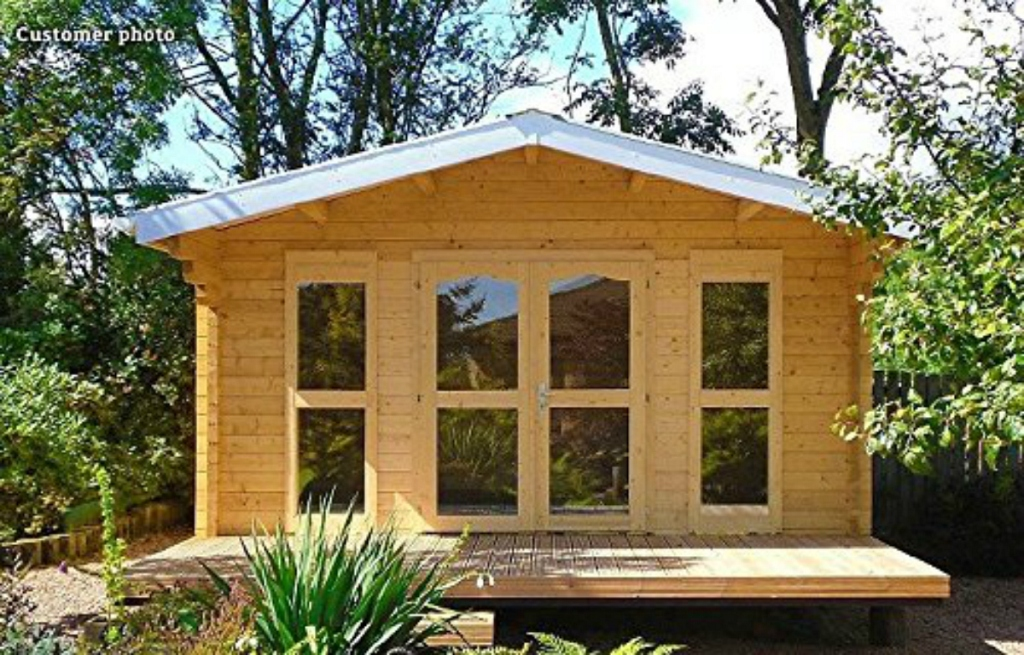 Allwood Sunray 162 sq. ft. Cabin Kit