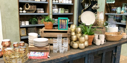 The Anthropologie Memorial Day Weekend Home Sale is Here – EXTRA 40% Off Candles, Pillows, & More