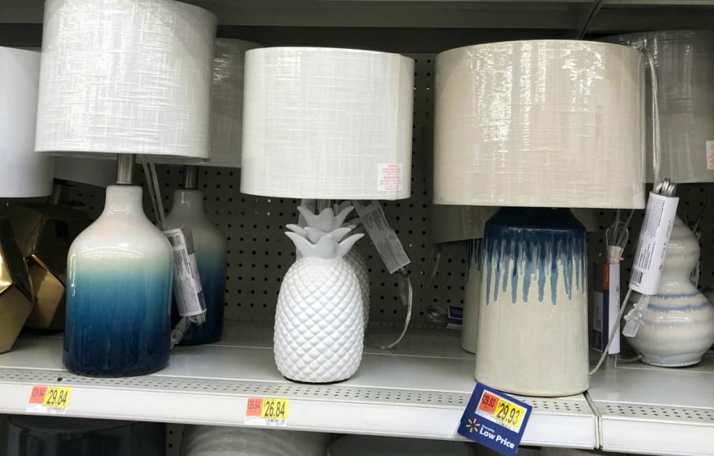 Better Homes & Gardens Pineapple Table Lamp